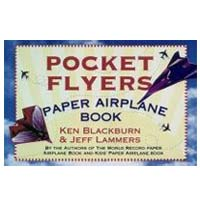 Workman Pub POCKET FLYERS PAPER AIRPL
