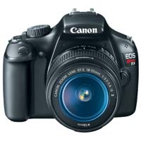 Canon EOS Rebel T3 12.2 Megapixel DSLR Camera Kit with 18-55 IS Lens