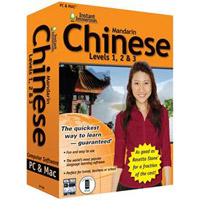 TOPICS Entertainment Instant Immersion Chinese: Levels 1, 2 & 3 Version 2 (PC/Mac)