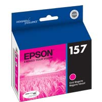 Epson T157320 Vivid Magenta Ink Cartridge