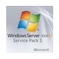 Microsoft Windows Server Standard 2008 R2 SP1 64-bit OEM