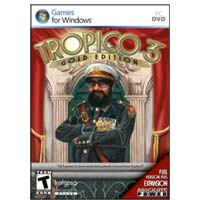 Kalypso Tropico 3 Gold (PC)
