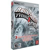 Aspyr Roller Coaster Tycoon 3: Platinum (MAC)