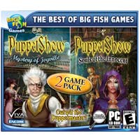 Encore Software Puppet Show: Mystery of Joyville & Puppet Show 2: Souls of the Innocent - 2 Pack JC (PC)