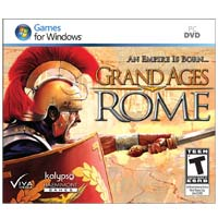 Encore Software Grand Ages: Rome JC (PC)