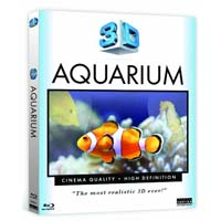 Ingram Entertainment 3D Living Aquarium (Blu-ray)