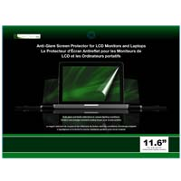 Green Onions Supply Anti-Glare Screen Protector Fits Screens up to 11.6""