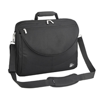 "Sumdex Notebook Passage Briefcase Fits LCD Screens up to 17.3"" Black"