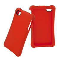 Built NY Ergonomic Hard Case for iPhone 4 Fireball