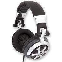 ifrogz EarPollution DJ Style On-Ear Stereo Headphones Hustle