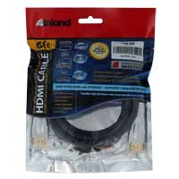 Inland 6 ft. HDMI Male to HDMI Male Cable w/ Ethernet