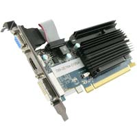 Sapphire Technology 100322L AMD Radeon HD 6450 1024MB DDR3 PCIe 2.0 x16 Video Card