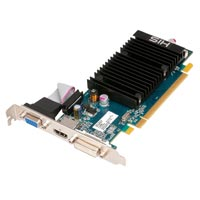 HIS H545HO512 AMD Radeon HD 5450 Silence 512MB DDR3 PCIe 2.1 x16 Video Card