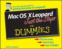 Wiley MAC OS X LEOPARD JUST T
