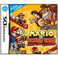 Nintendo Mario Vs. Donkey Kong Mini-Land Mayhem (DS)