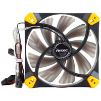 Antec TrueQuiet 140mm Dual Speed Case Fan