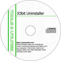 MCTS IObit Uninstaller 1.1 - Shareware/Freeware CD (PC)