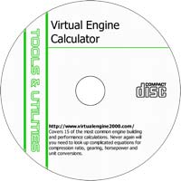 MCTS Virtual Engine Calculator 2.20 - Shareware/Freeware CD (PC)