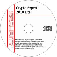 MCTS CryptoExpert 2010 Lite 7.14.0 - Shareware/Freeware CD (PC)