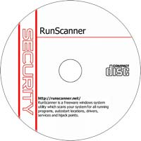MCTS RunScanner 2.0.0.50 Shareware/Freeware CD (PC)