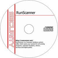 MCTS RunScanner 2.0.0.50 Shareware/Freeware CD (PC)