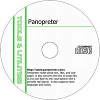 MCTS Panopreter Basic 3.0 - Shareware/Freeware CD (PC)
