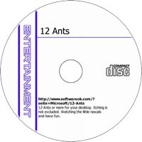 MCTS 12-Ants 1.44 - Shareware/Freeware CD (PC)