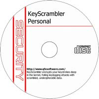 MCTS KeyScrambler Personal 2.7.1.0 - Shareware/Freeware CD (PC)