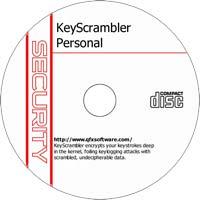 MCTS KeyScrambler Personal 2.7.1.0 - Shareware/Freeware CD (PC)