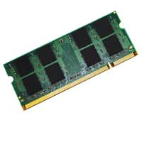 1GB DDR2-800 (PC2-6400) Laptop Memory Module - Refurbished