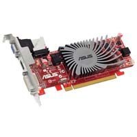 ASUS AMD Radeon HD 5450 1024MB DDR3 PCIe 2.1 x16 Low Profile Video Card
