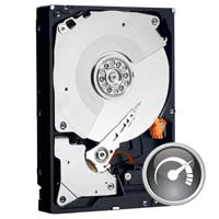 "WD Black 2TB 7,200 RPM SATA 6.0Gb/s 3.5"" Internal Hard Drive WD2002FAEX - Bare Drive"
