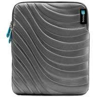 booq Taipan Spacesuit Sleeve for iPad/iPad 2 Silver