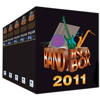 eMedia Band-in-a-Box Pro 2011 (Mac)