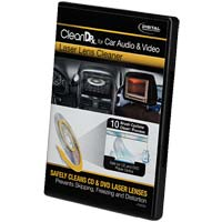 Digital Innovations CleanDr for Car Audio and Video Laser Lens Cleaner