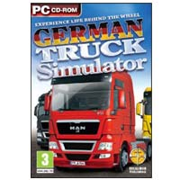 CH Products German Truck Simulator Stand-Alone (PC)