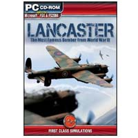 CH Products Lancaster: The Most Famous Bomber From World War II (PC)