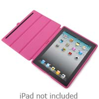 Speck Products PixelSkin HD Wrap for iPad 2 - Raspberry