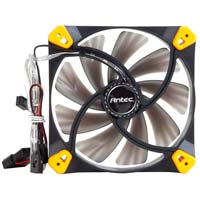 Antec TrueQuiet Dual Speed Sleeve Bearing 120mm Case Fan