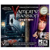 Encore Software Vampire Mansion A Linda Hyde Mystery JC (PC)