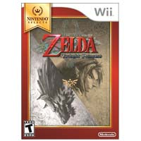 Nintendo The Legend of Zelda: Twilight Princess (Wii)