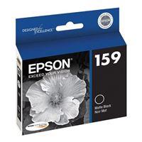 Epson T159820 Matte Black Ink Cartridge
