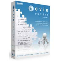 Nuvotech Movie Outline 3 (PC / Mac)