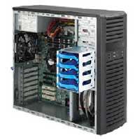 Supermicro SYS-5037C-I Server Barebone System