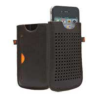 Cygnett Milan Case for iPhone 4 Brown