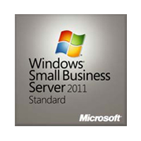 Microsoft Windows Small Business Server Standard 2011 64-bit - 5 CAL - OEM
