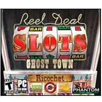 Phantom EFX Reel Deal Slots Ghost Town (PC)
