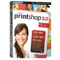 Encore Software The Print Shop 3.0 (PC)