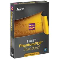 Global Marketing Partners Foxit PhantomPDF: Standard (PC)