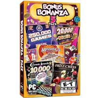 Viva Media Bonus Bonanza 5-Pack Mega Collection (PC)